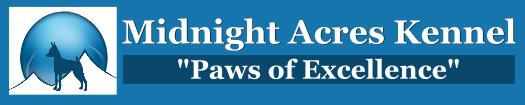 Midnight Acres Kennel web log